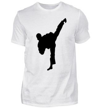 Kampfsport Kick Geschenk