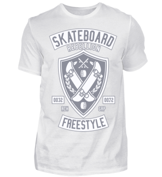 Skateboard Freestyle Design