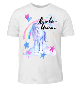 Rainbow Unicorn 20 4