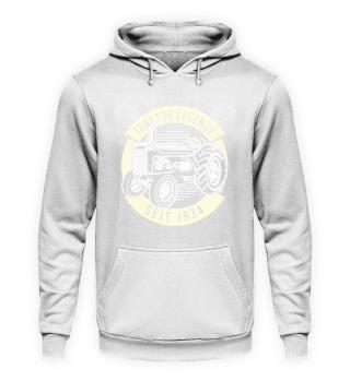 Landwirt · Traktor · Legende seit 1934