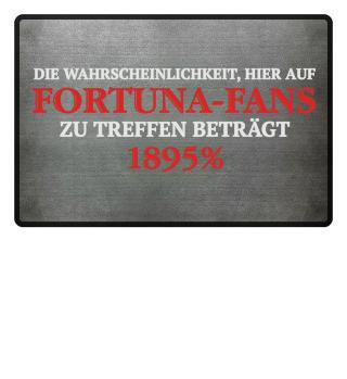 Für stolze Fortuna-Fans..