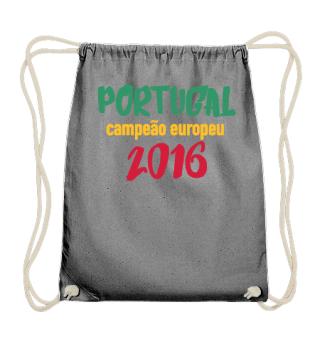 Portugal campeao europeu 2016 - Tshirt