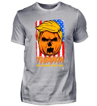 Trumpkin Halloween Trump USA Geschenk