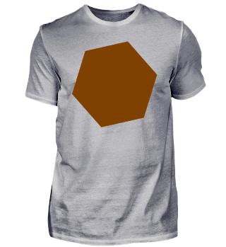braunes Logo - Motiv - Geschenk