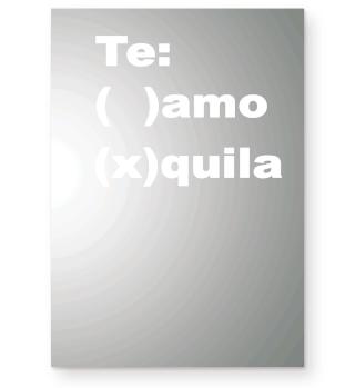 Tequila - Party lustiges Geschenk
