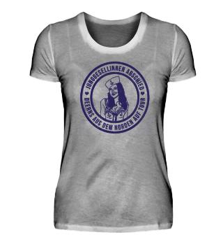 Junggesellinnen Abschied T-Shirt  Norden