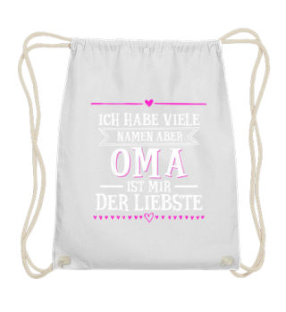 Großmutter - Name Oma