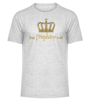 ♛ Royal Crown - Best Nephew Ever