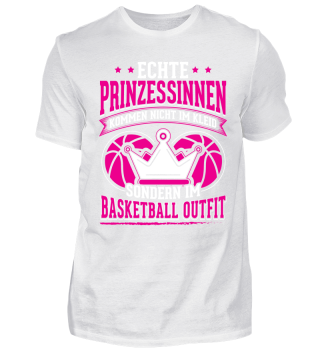 Basketball Shirt Prinzessinen Outfit