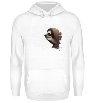 take your time sloth grunge style gift