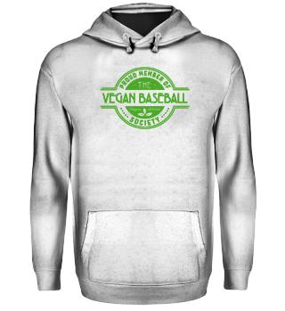 Vegan Baseball Athlete Society Gift