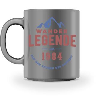 Wander Legende 1984 - Tasse