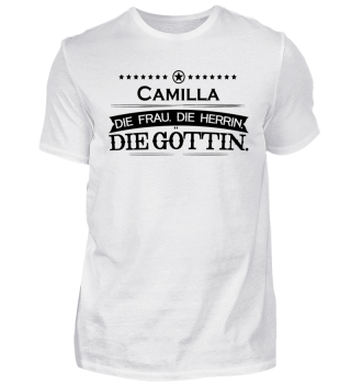 Geburtstag legende göttin Camilla