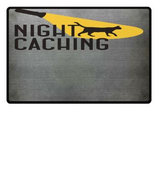 ★ Nightcaching - Flashlight Cat I