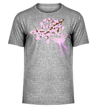 ♥ Cherry Blossom - Branch Butterfly 1