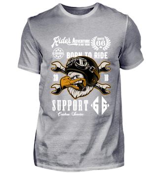 ☛ Rider · Support 66 #1.9