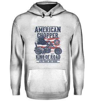 ☛ AMERICAN CHOPPER #1.1