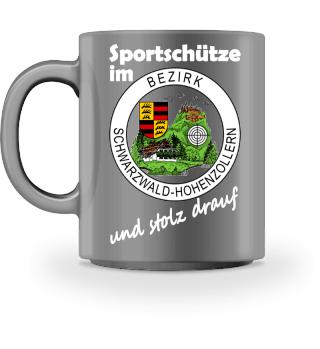 Tasse Bezirk Sportschütze