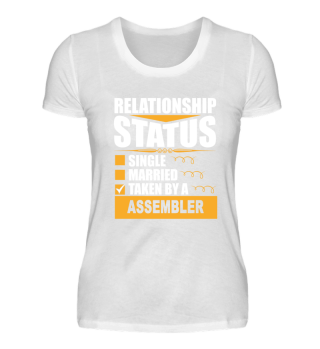 Relationship Status taken by Assembler