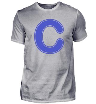 Alphabet - Letter - C