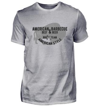 GRILL SHIRT · AMERICAN BBQ #2.1