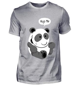 Hug Me Panda Bear I Pandas Bears Comic