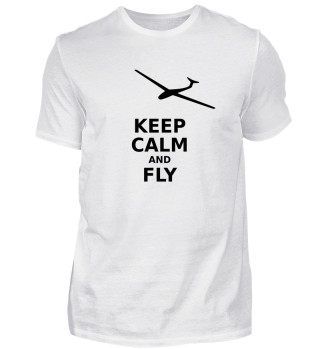 keep calm and fly