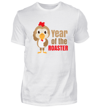 Chinese Zodiacs Year of the Rooster