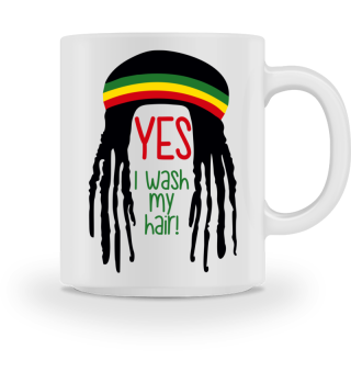 Rastafari Dreadlocks - Hair Wash