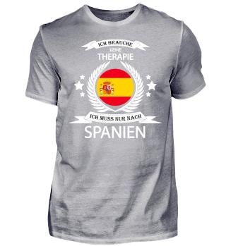 Spanien Therapie