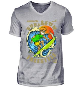 ☛ SURF & FUN #1G