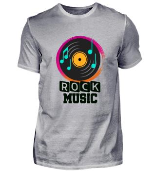 I Love Rock Music - Birthday Gift