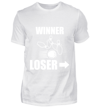 Winner Loser - Funny Bowling