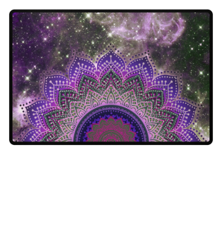 Folklore Galaxy Power ♥ Mandala ♥ II