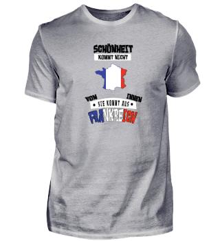 Schönheit kommt aus Frankreich
