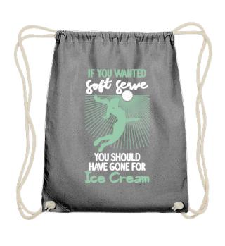 Volleyball - Soft served like ice cram