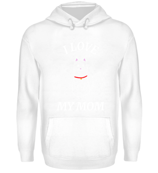 MOTHERS DAY CUTE CAT MOM GIFT