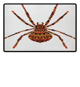 ♥ Folklore Mandala - Big Spider