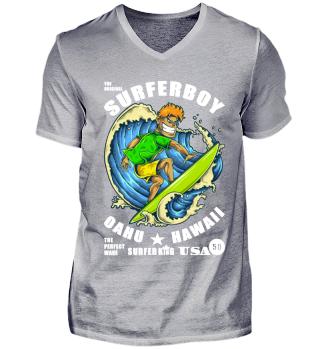 ☛ THE ORIGINAL SURFERBOY #2W