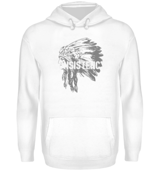 Consistency LYLF Front White Hoodie