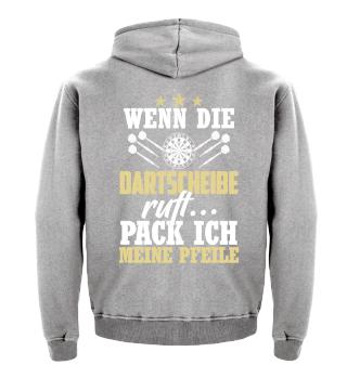 Dart · Darts · Die Dartscheibe ruft