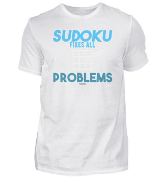 Suduku solves all problems