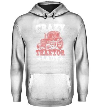 Landwirtin · Crazy Traktor Lady