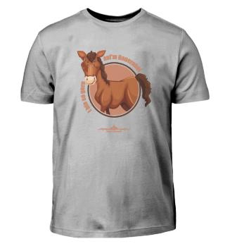 Pferd - I bin so gern auf'm Bauernhof