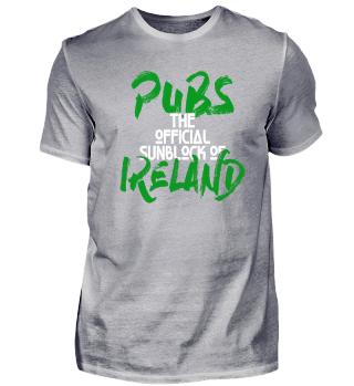 Ireland Cool Shirt Design