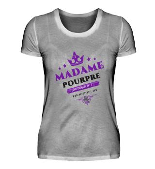 Madame Pourpre - Rina1312