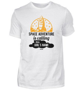 Astronaut Space Rocket Girls