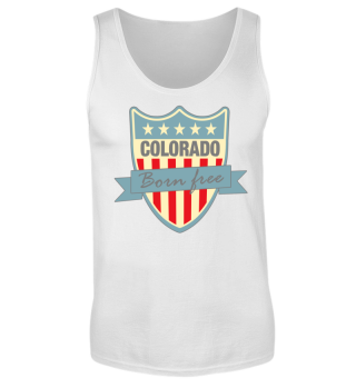 Herren Tank Top Colorado Ramirez