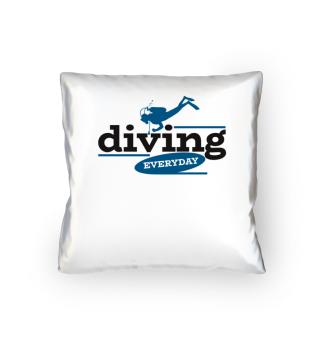 Diver Diving Instructor Underwater Gift