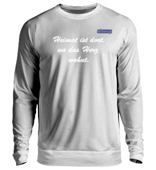 2019/05 - Heimat ist dort - Shirts und Hoodies